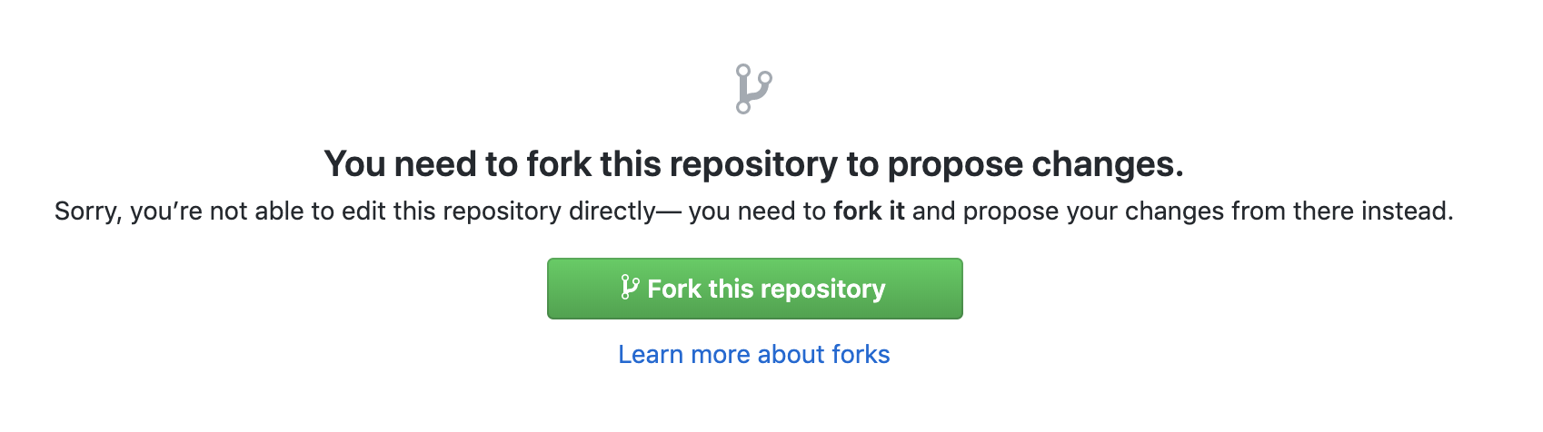 Fork the Repository